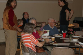 2013 Shrove Tuesday Pancake Supper